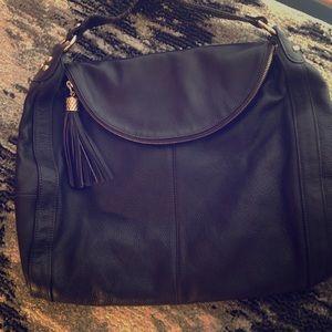 Gorgeous Onna Ehrich Dark Chocolate Brown Handbag